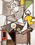 Composición con cabeza, 1936