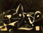 Estudio para nocturno, enigma y nostalgia, 1932