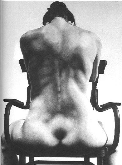 Mujer de Espaldas, 1970