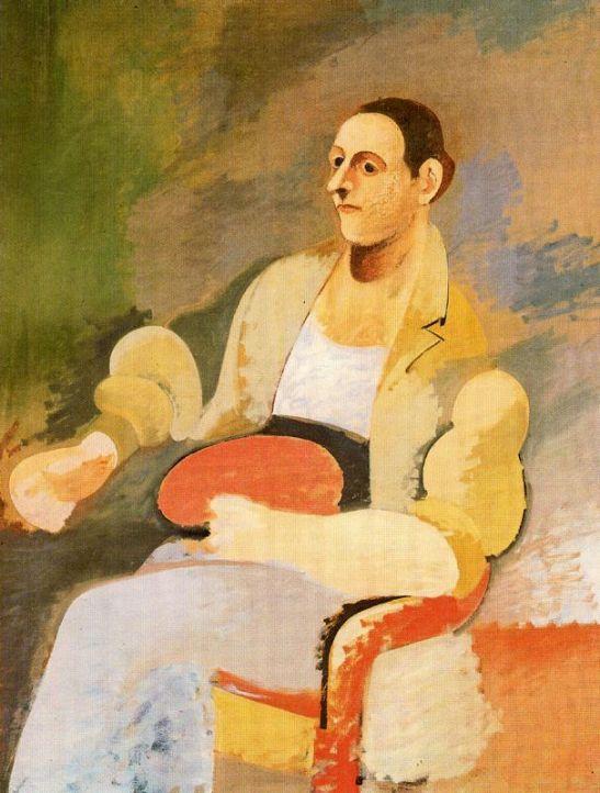 Retrato de Master Bill, 1937