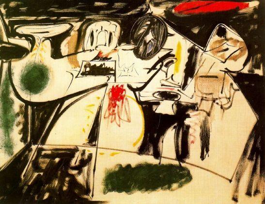 Última pintura, 1948