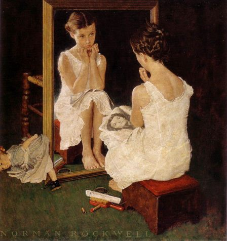 image courtesy of www.americanpicturelinks.com Artist: Norman Rockwell