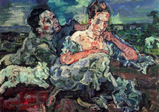 amantes-con-gato-1917