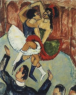 Dance, 1911