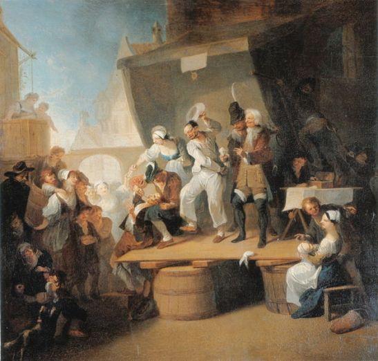 Der quacksalber, 1784