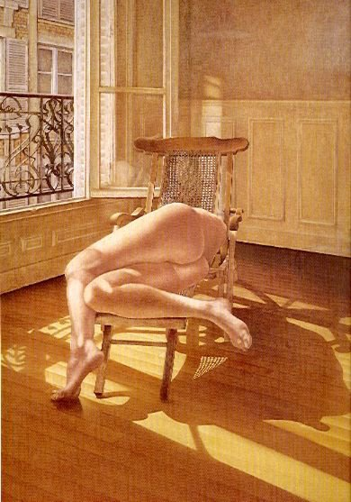 Desnudo en interior, 1976