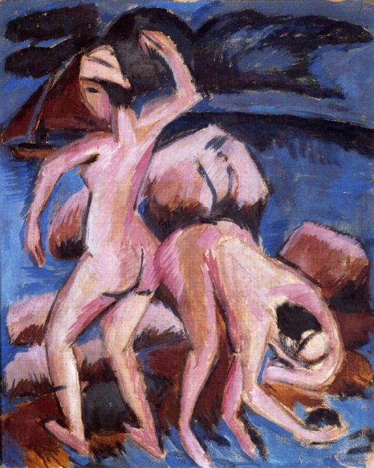 Due-bagnanti-fehmarn-1912