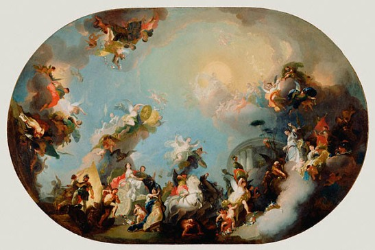 Glorification, 1775
