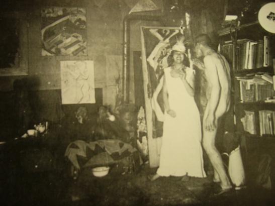 Estudio de Kirchner, 1915
