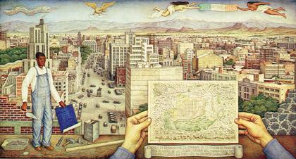 La ciudad de México, 1949