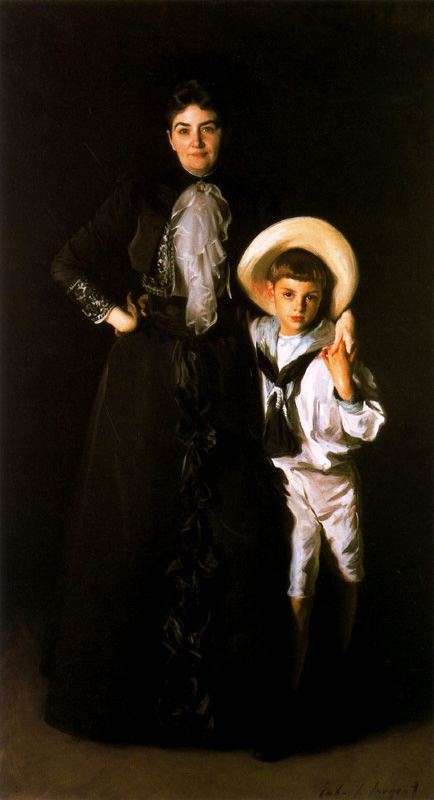 portrait-of-mrs-edward-l-davis-and-her-son-livingston-davis-1890