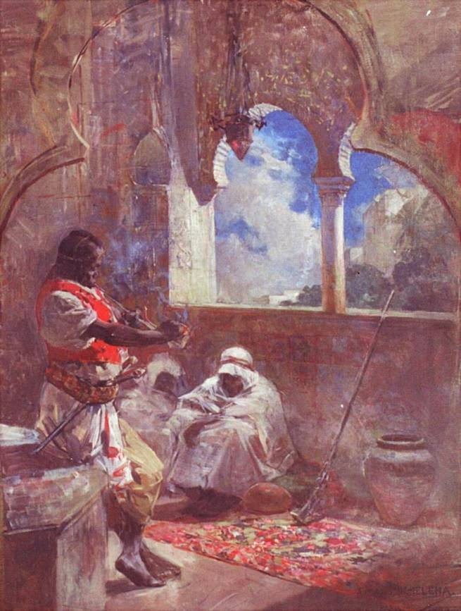 Soldados árabes
