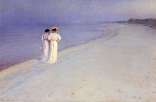 tarde-de-verano-en-la-playa-1893