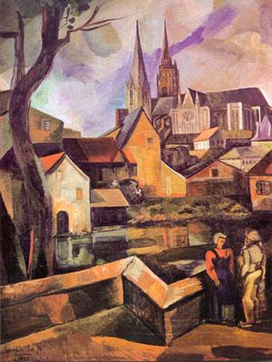 catedral-de-chartres-1928