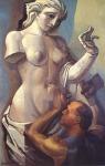 El Escultor, 1936