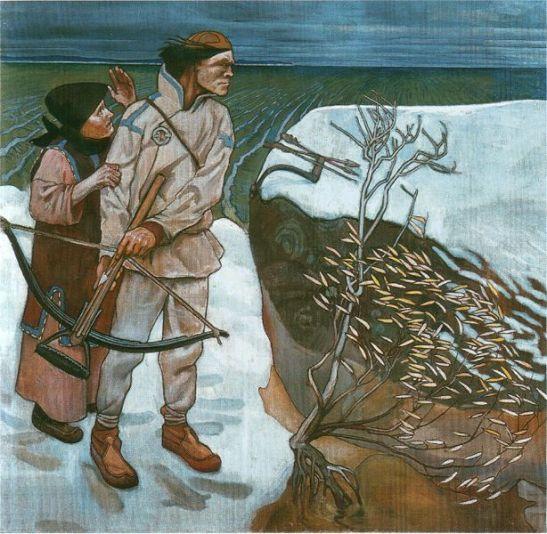 Joukahainen's revenge, 1897