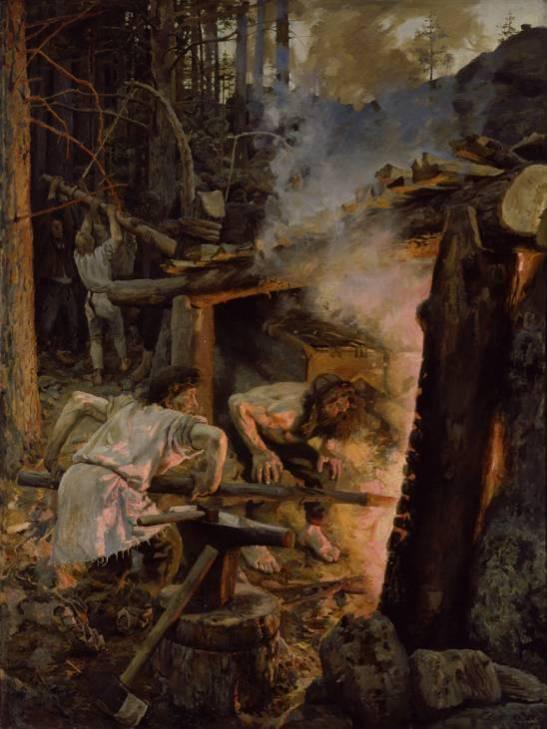 la-forja-de-sampo-1893