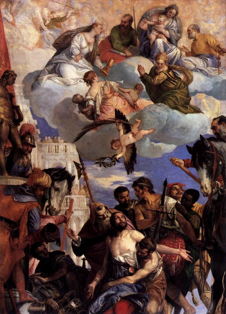 martyrdom-of-st-george-1564