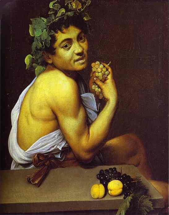 self-portrait-as-sick-bacchus-1593-1594