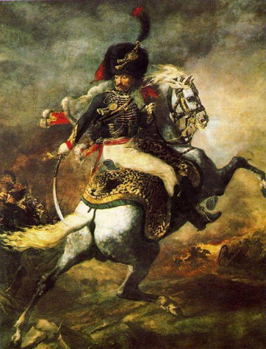 un-cazador-de-la-guardia-imperial-a-caballo, 1814
