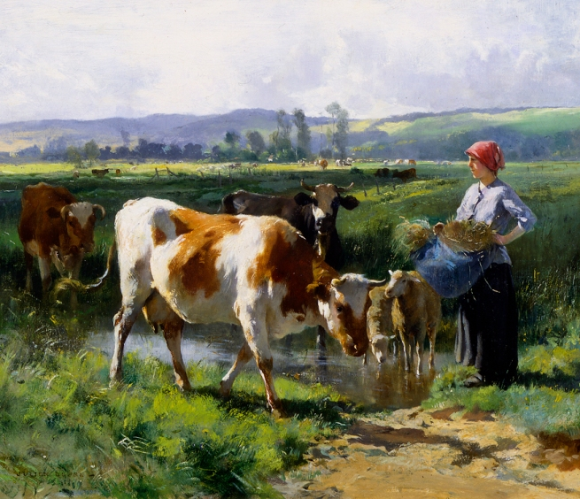 milkmaid-with-cows