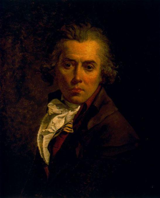 Autorretrato, 1791