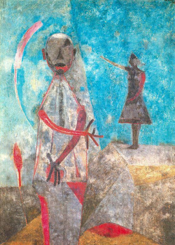 Autorretrato, 1967