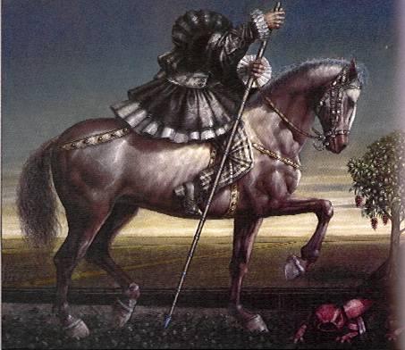 Caballero y Monstruo, 1990