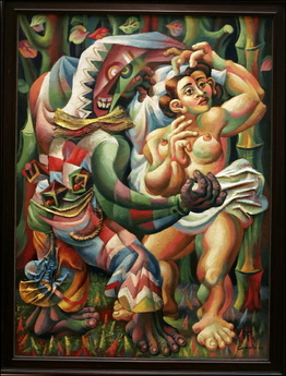danza afrocubana, mario carreño