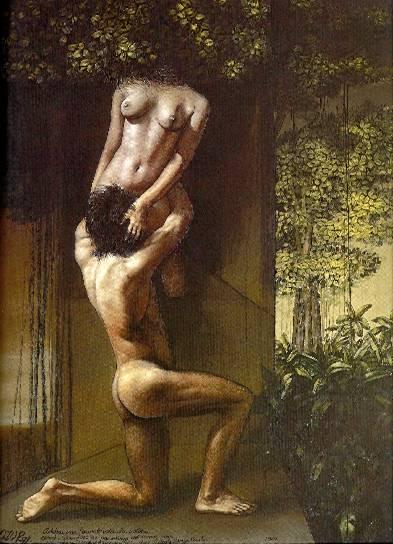 Don Jose Adehaume haciendo el amor, 1991