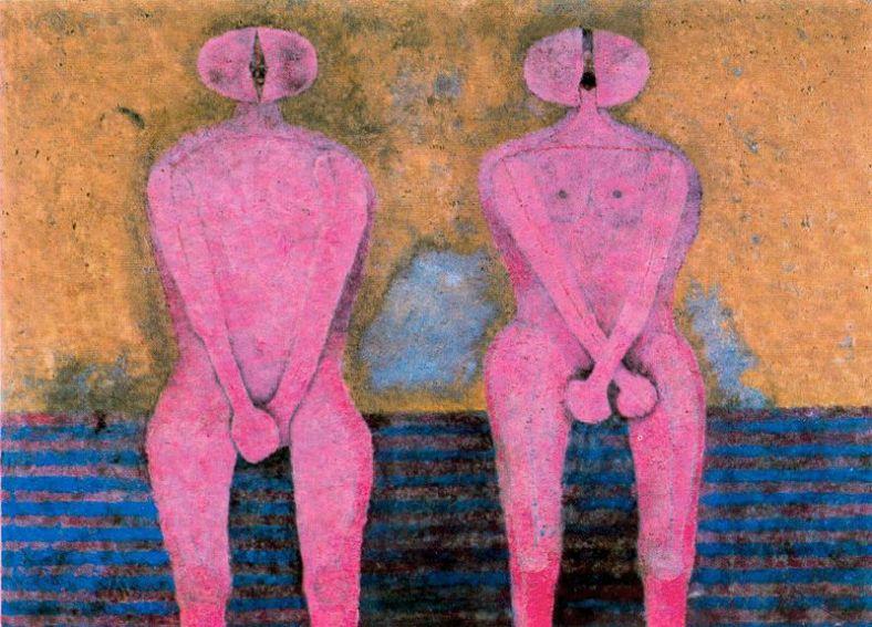 Dos mujeres, 1979