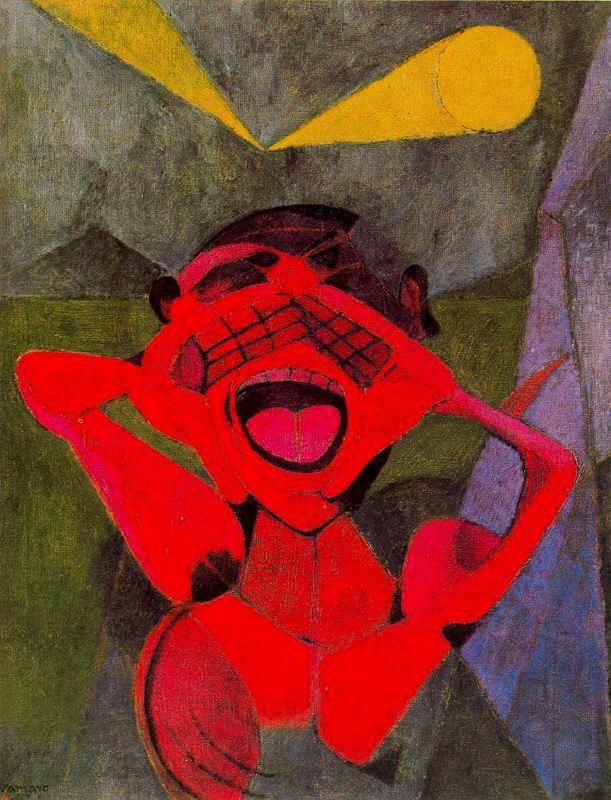 El grito, 1947