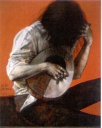 El musico del laud roto, 2002