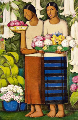 flores de mexico, alfredo ramos martinez