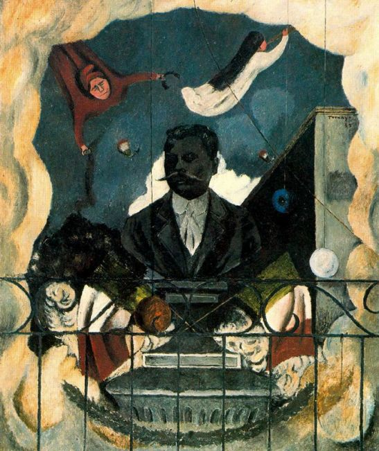 Homenaje a Zapata, 1935
