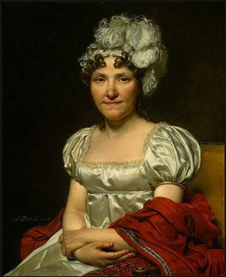 Madame David, 1813