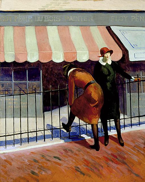 Shops, 1922