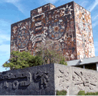unam-central-library-building