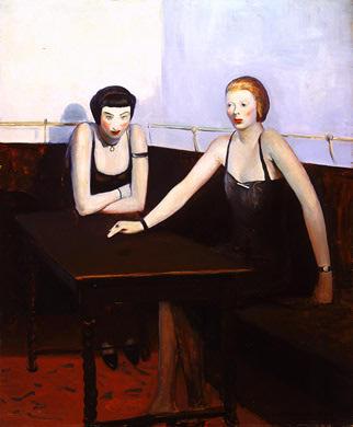 Cafe du dome, 1925-26