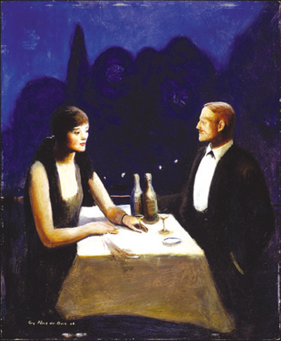 Cafe Madrid, 1926