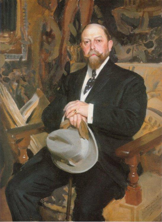 Hugo Reisinger, 1907