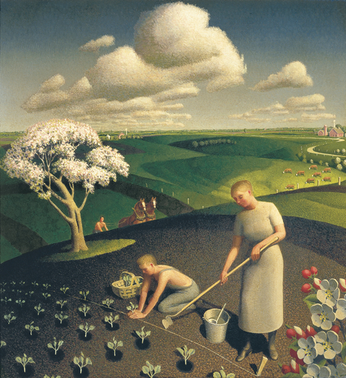 spring-in-the-country-1941