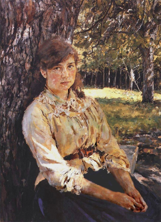 girl-in-the-sunlight-portrait-of-maria-simonovich-1888