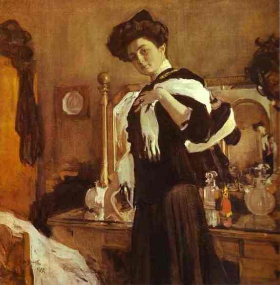 portrait-of-henrietta-girshman-1907