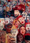 autorretrato-con-mascaras-1889
