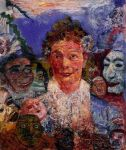 old-woman-with-masks