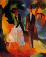 gente-en-el-lago-azul-1913