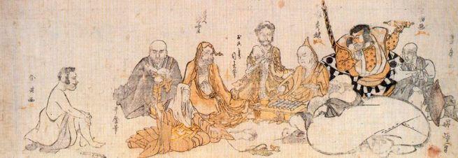 Dèi, santi e poeti, 1804