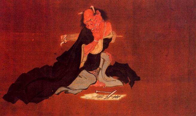 Diavolo en abito ecclesiastico, 1840