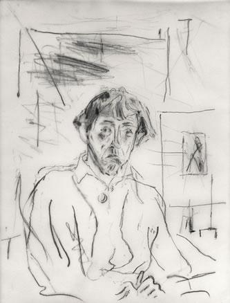 Self-portrait, 1950